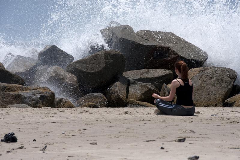 relax meditation attitude calm