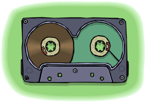 audio-cassette