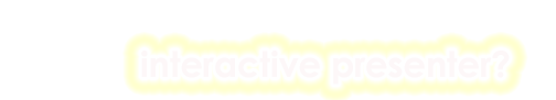 interactive presenter