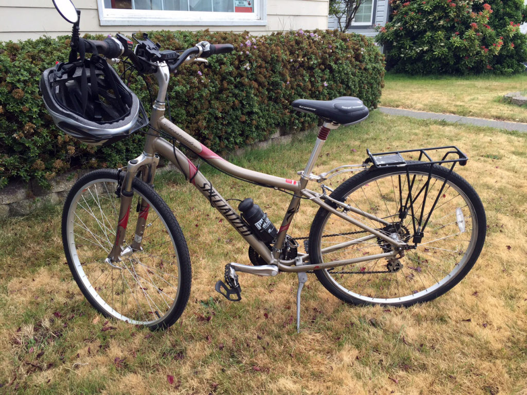 bike repaired